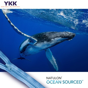 YKK <br /> NATULON® Ocean Sourced™ Zippers <br /> Winter 2020.21