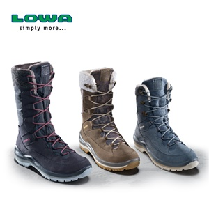 LOWA <br /> ALBA III GTX Ws, BARINA III GTX Ws, CALCETA III GTX Ws <br /> Winter 2020.21