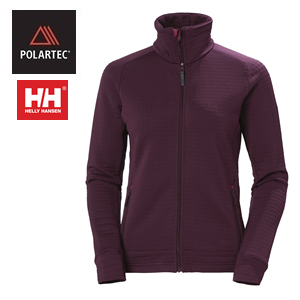POLARTEC <BR /> Helly Hansen's Power Air Heat Grid Jacket <BR /> Winter 2020.21