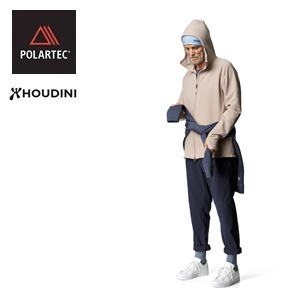 POLARTEC <BR /> Houdini Lightweight Power Air<BR /> Winter 2020.21