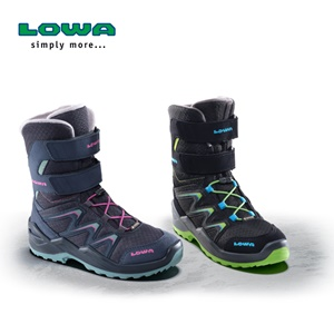 LOWA <br /> Kids Maddox Warm GTX Hi <br /> Winter 2020.21
