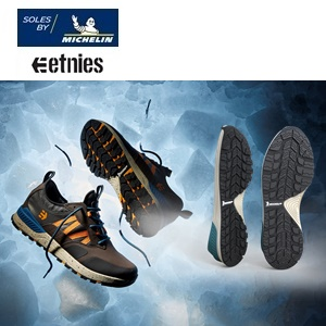 SOLES BY MICHELIN <BR > Etnies Sultan SCW <BR /> Winter 2020.21