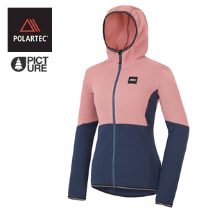 POLARTEC <BR /> Picture Moder Jacket<BR /> Winter 2020.21
