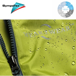 SYMPATEX rEvolution Hybrid: the first functional jacket made from recycled textiles