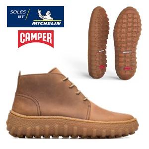 SOLES BY MICHELIN <BR /> Camper Ground <BR /> Winter 2020.21