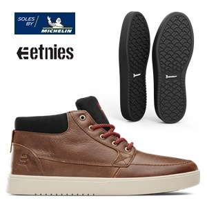 SOLES BY MICHELIN <BR /> Etnies Crestone MTW <BR /> Winter 2020.21