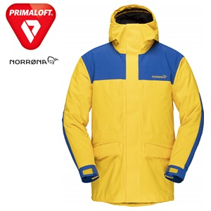 Norrøna Gore-Tex Outdoor Coat <BR /> PRIMALOFT® BIO™ INSULATION