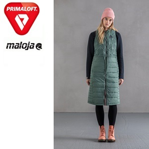Maloja Lyanpo Dress <BR /> PRIMALOFT® BIO™ GOLD INSULATION