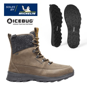 SOLES BY MICHELIN <BR /> Icebug Adak<BR /> Winter 2020.21