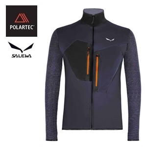 POLARTEC <br /> Salewa Pedroc Hybrid 2 PTC Alpha jacket <br /> Summer 2021