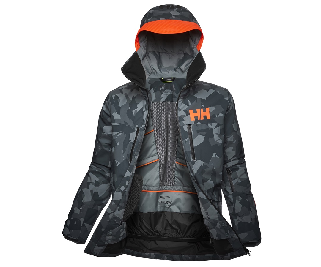 HELLY HANSEN <BR /> Garibaldi Infinity Jacket <BR /> Winter 2021.22