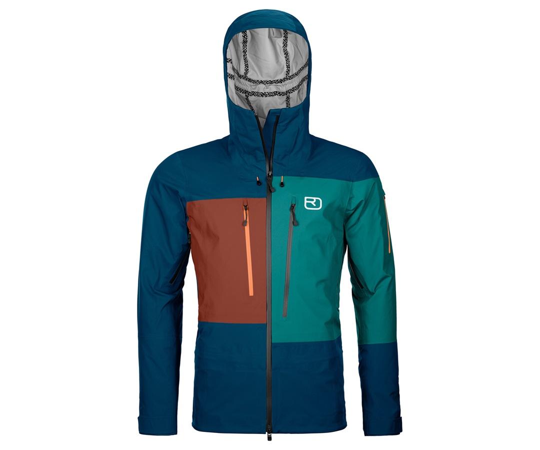 ORTOVOX <BR /> 3L Deep Shell Jacket <BR /> Winter 2021.22