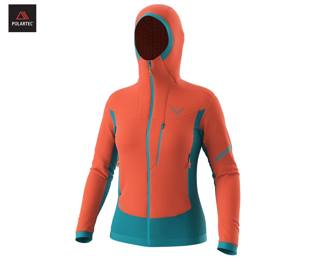 POLARTEC <BR />Dynafit Free Alpha Direct Hooded<br /> Winter 2021.22