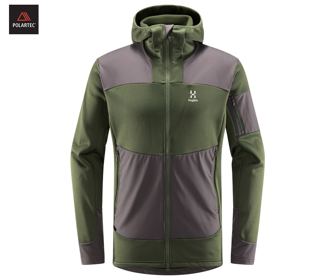 POLARTEC <BR />Haglofs Hastral Hood<br /> Winter 2021.22