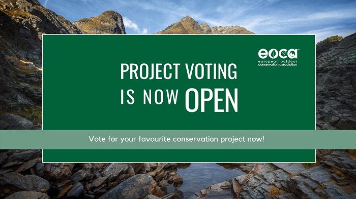 EOCA project vote