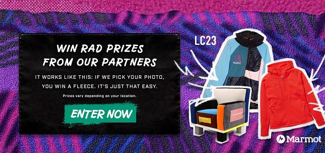 polartec prizes