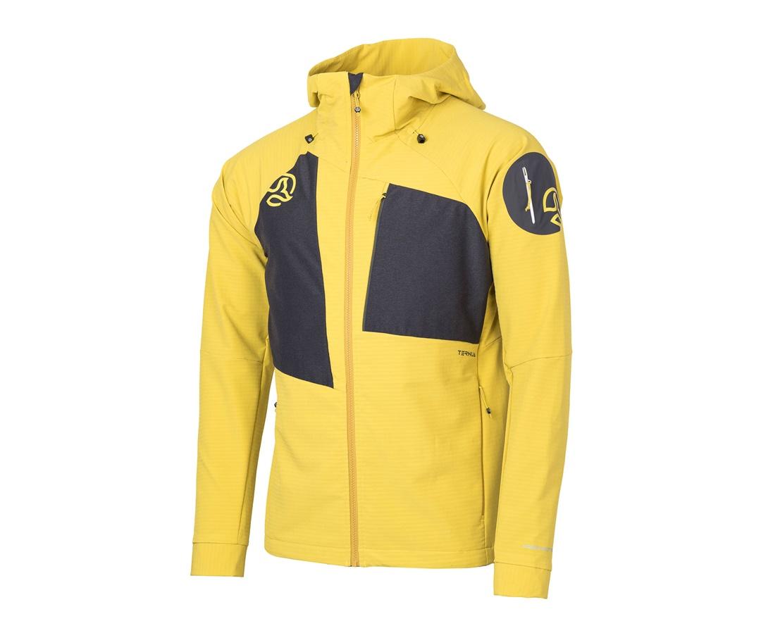 TERNUA <BR /> Demi Hard Hood Jacket <BR /> Summer 2022