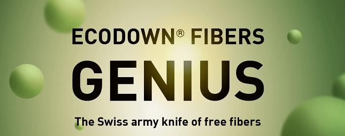 ecodown fibers