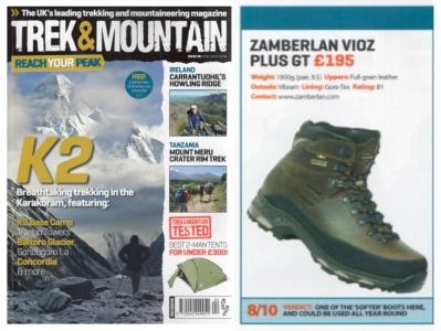 Trek Amp Mountain Magazine Review Vioz Plus In 4 Season